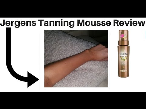 How To Remove Jergens Natural Glow Tanning Lotion