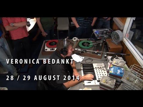 Veronica Bedankt 28 en 29 August 2014