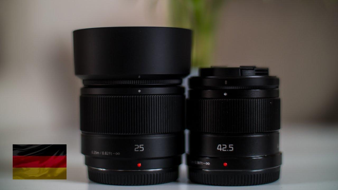 42 5mm Panasonic Lumix G Leica Dg Nocticron 425mm F 12 Asph