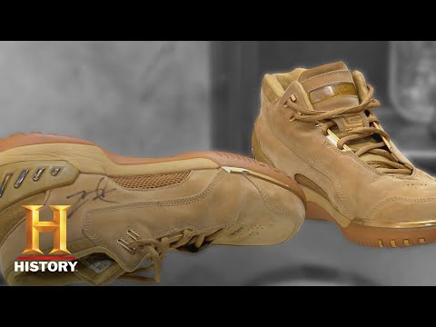 Pawn Stars: Chumlee Knows His Kicks | History
