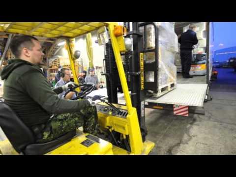 Julehilsen Til Medarbejderne I Flyvevåbnet 2012