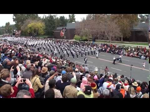 Penn State University Blue Band - 2017 Pasadena Rose Parade