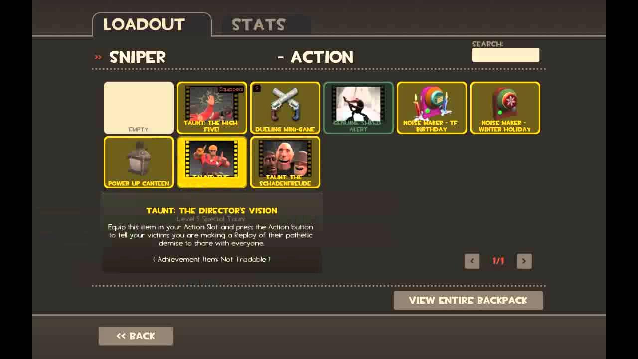 Team Fortress 2 Fabricate Headgear Crafting