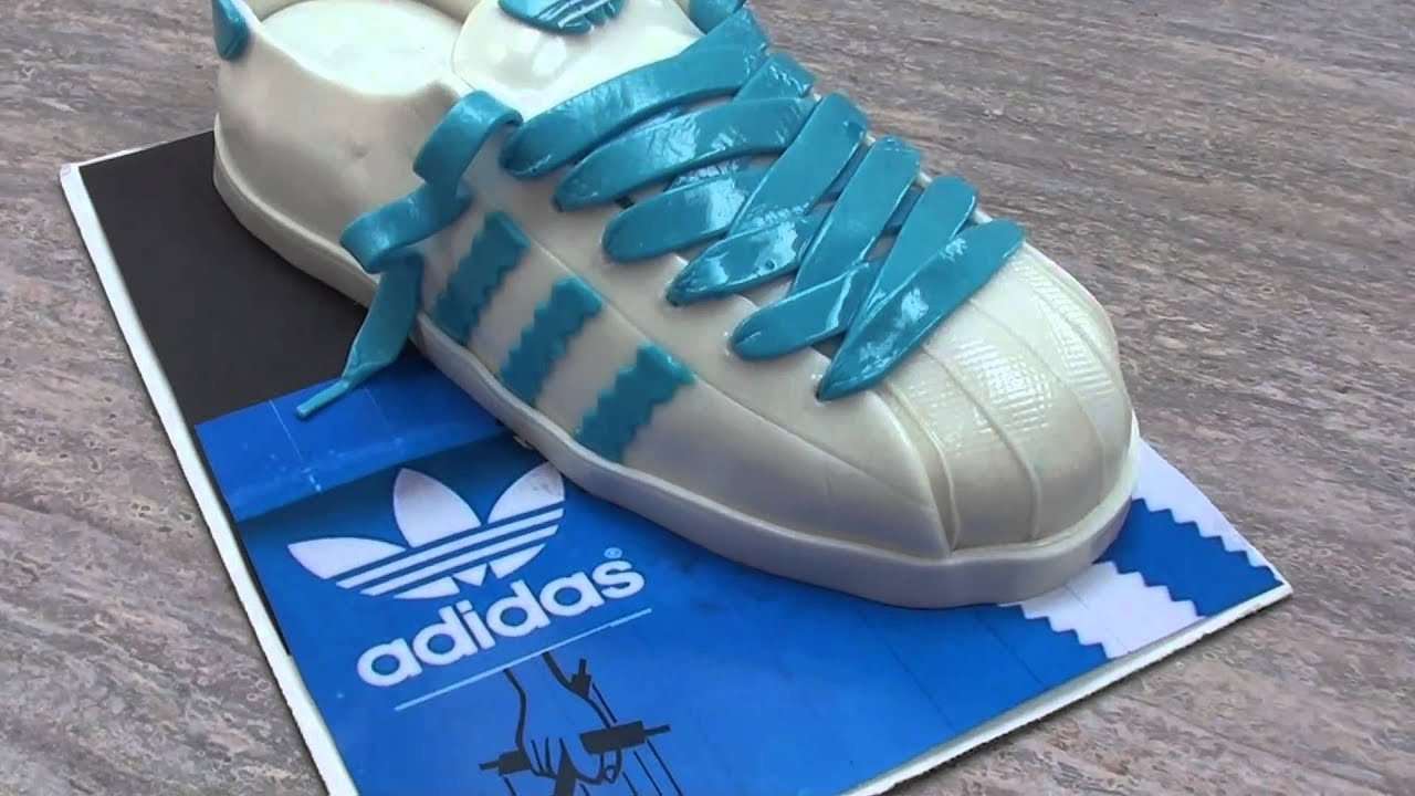 The Cake Don The Adidas Superstar Shelltop Cake