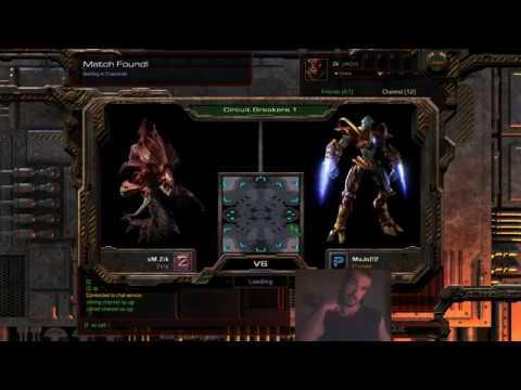 Starcraft: Remastered [ZvP @ Circuit Breakers]