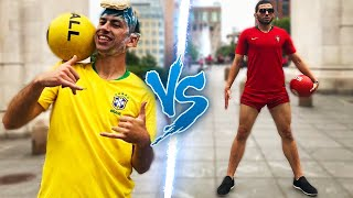 NEYMAR VS CRISTIANO RONADO IN REAL LIFE !