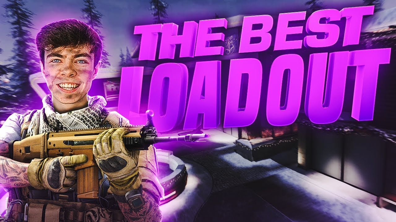 This is the BEST LOADOUT in COD Mobile...