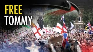 Katie Hopkins: HUGE #FreeTommy rally in London