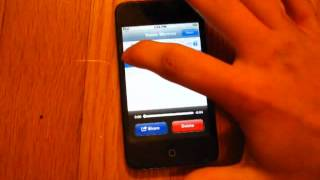 iPod Touch Mic Problem - Is it iOS 5.1