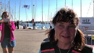 Tuula: Itämereen kannattaa satsata kaikkien, Hangon Regatta