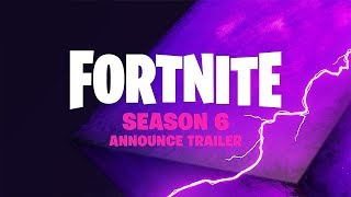 PS4 Games | Fortnite - Season 6- Darkness Rises