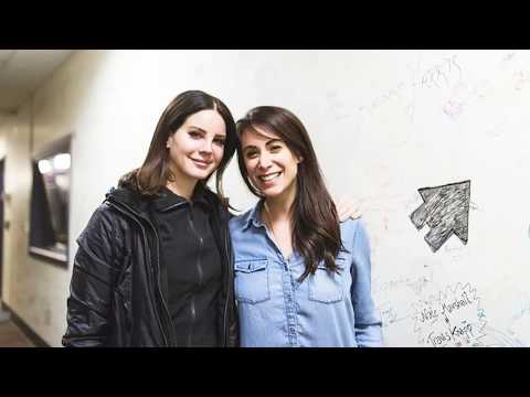 Lana Del Rey World Cafe Interview 2018