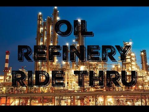 Grangemouth Refinery - Ride By