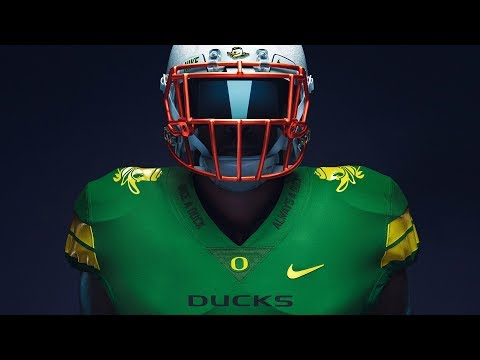 "2018-19 Oregon Ducks Football Pump Up || ""Marvelous Day"" ᴴᴰ"