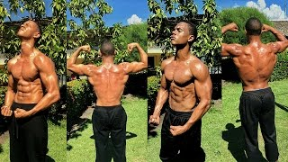 1 Year Incredible Body Transformation! (Calisthenics) - Bar Brothers DR (Street Workout Motivation)