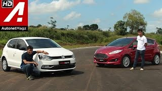 Komparasi VW Polo TSi VS Ford Fiesta Ecoboost Indonesia [AutonetMagz The Series]