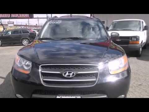Used 2008 Hyundai Santa Fe New Jersey State Auto Auction NY NJ Used Cars For Sale