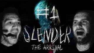Thumbnail für das Slender: The Arrival Let's Play