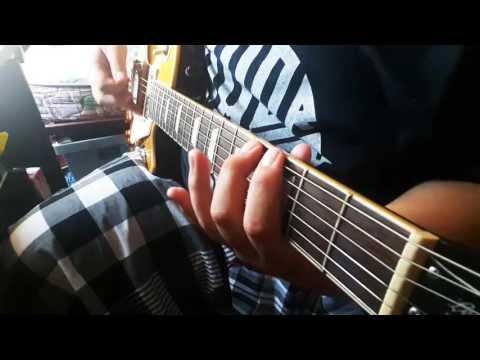 Sakura Band - Polaroid (Solo Guitar Cover)