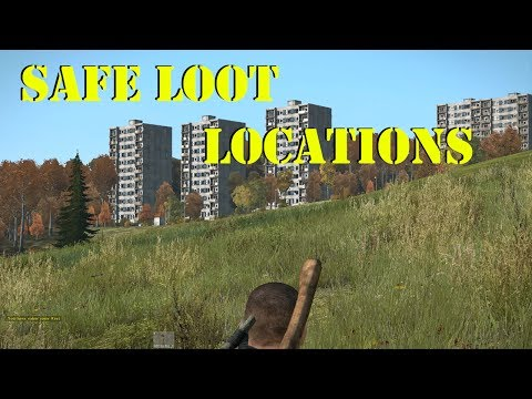 Dayz Standalone - Safe loot locations