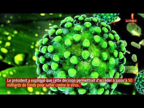 Coronavirus: Donald Trump déclare l'état d'urgence aux États-Unis