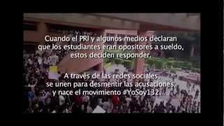 #YoSoy132: El Tweet Detonante