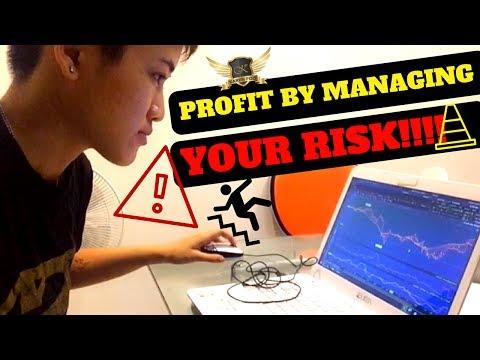 HOW TO MANAGE RISK IN TRADING | Karen Trader Vlog 007