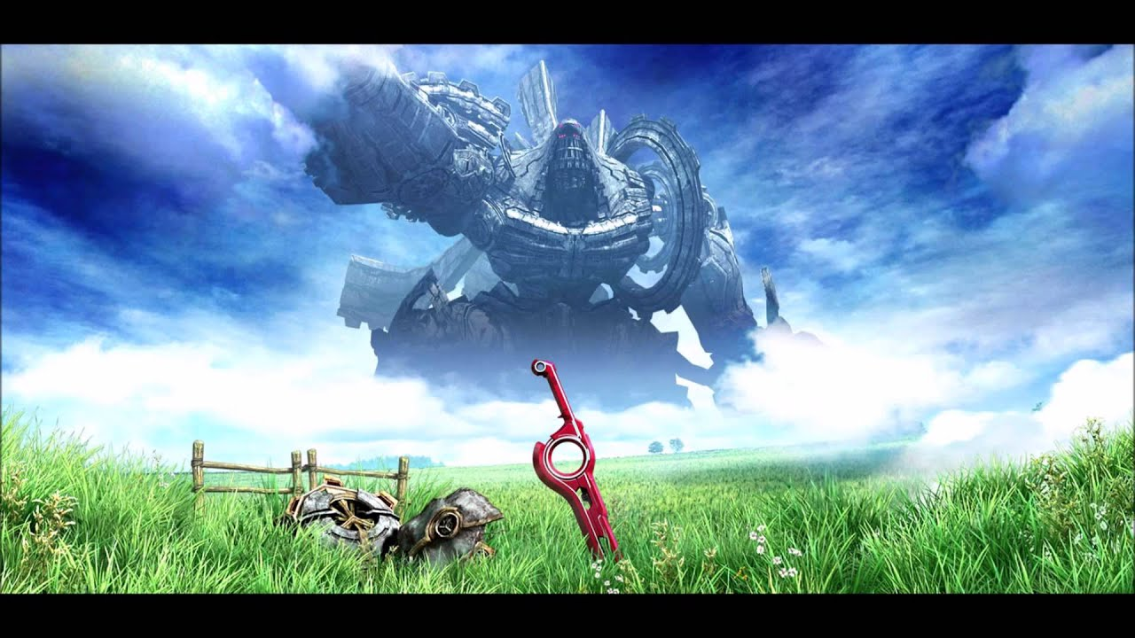Download Xenoblade Chronicles OST - Unfinished Business