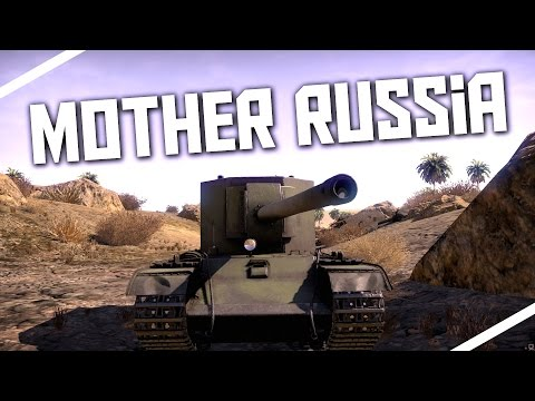 MOTHER RUSSIA! - War Thunder RB Gameplay