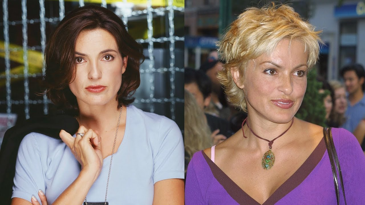 Look Back At Mariska Hargitay S Hairstyle Evolution Youtube