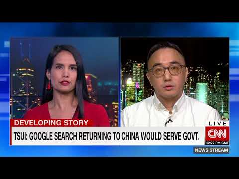 Report: Google Planning Censored Search Engine In China
