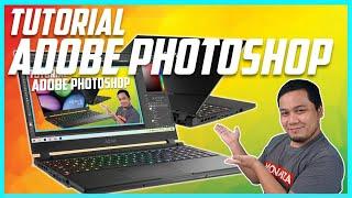 Download Jom Belajar Adobe Photoshop Bersama Gigabyte Aero - Part 1 : Pengenalan
