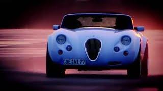 Weismann Roadster/TVR Tuscan car review pt 1 - Top Gear - BBC