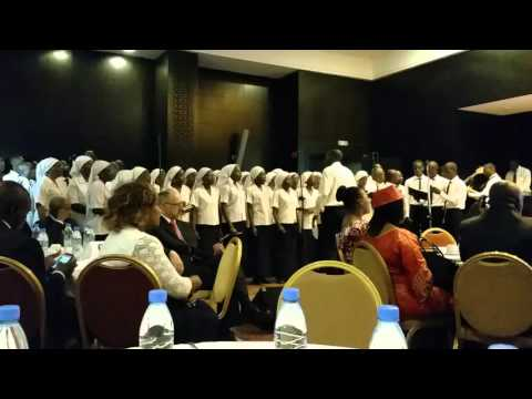 How Great Thou Art  - Prayer Breakfast Congo Brazzaville