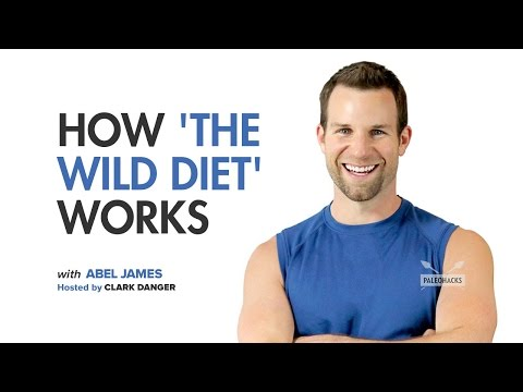 Abel James   How 'The Wild Diet' Works