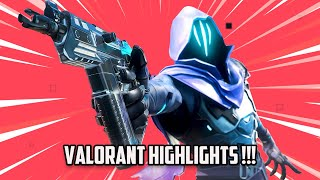 Valorant BEST MOMENTS and EPIC FAILS !!! [ HIGHLIGHTS #1]