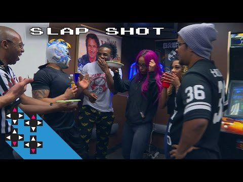 Hot-sauce-covered onion punishment & Roman Reigns cameo! — Gamer Gauntlet
