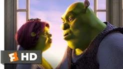 Shrek (2001) - True Love's True Kiss Scene (9/10) | Movieclips