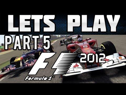 Lets Play F1 2012 Part 5 (HD/German) - Bahrain
