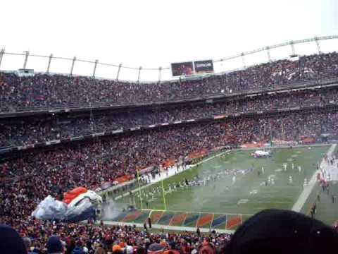 Kansas City Chiefs at Denver Broncos Invesco Field at Mile High Jan 3, 2010