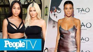 Kourtney Kardashian's Epic 40th Birthday, Jordyn Woods On Relationship With Kylie | PeopleTV