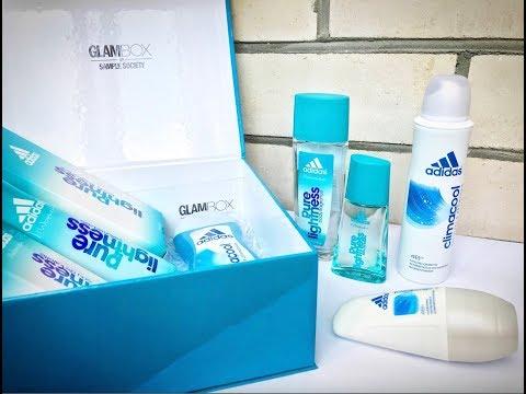 Adidas Box  лимитированная коробочка, долгожданные парфюмы))