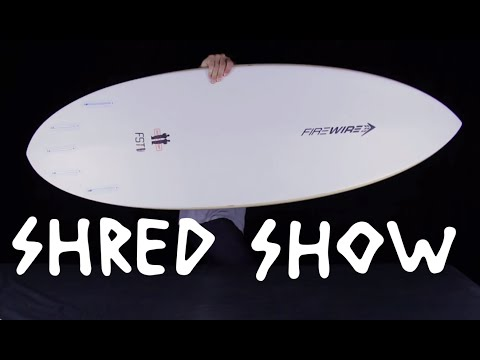 Shred Show - Dan Mann's Double Agent by Firewire