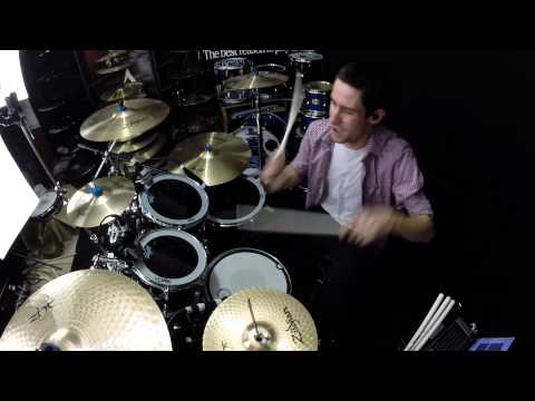 Keep Me In Mind - Drum Cover - Zac Brown Band - ZBT/ZHT Series