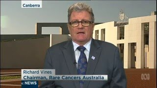 Richard Vines ABC Midday News February 2nd 2016