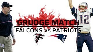The Worst Collapse in NFL Historia | Patriots vs. Falcons: Super Bowl LI Grudge Match | NFL