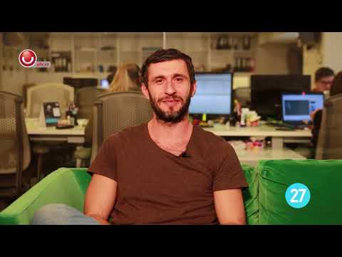 Ready Steady Answer: 1 minute about Dragos Bucur @Utv 2017