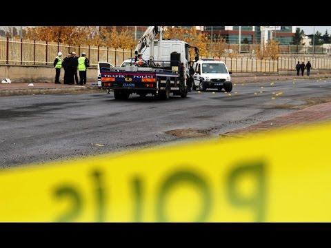 Beyaz Toros'lu saldırganlardan polis aracına 150 kurşun
