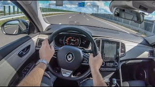 Renault Talisman | 4K POV Test Drive #301 Joe Black