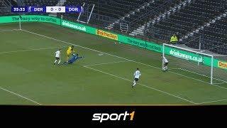 BVB ist raus! Moukoko verballert Riesenchance | SPORT1 - UEFA YOUTH LEAGUE